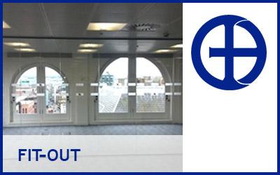 fit-out services glasgow edinburgh scotland