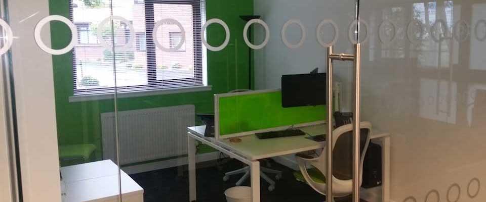 ICAS Interior Office Refurbishment