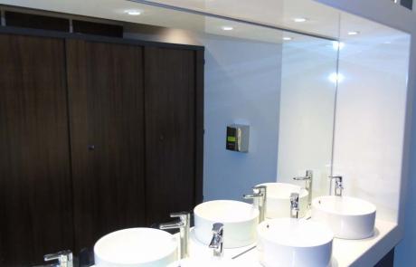 Refurbished Modern Bathroom