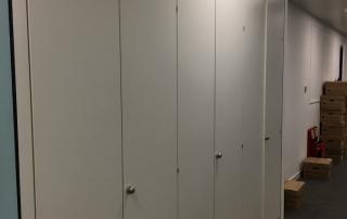 Storage walls Glasgow