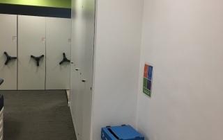 Storage walls installation in Glasgow