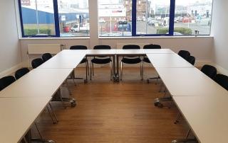 Office furniture installation Glasgow