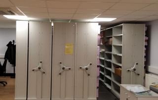 Office storage Glasgow Scotland